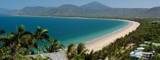 What airport is closest to port douglas