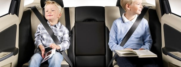 Baby Seats And Child Restraints With Australia S Favourite Chauffeurs