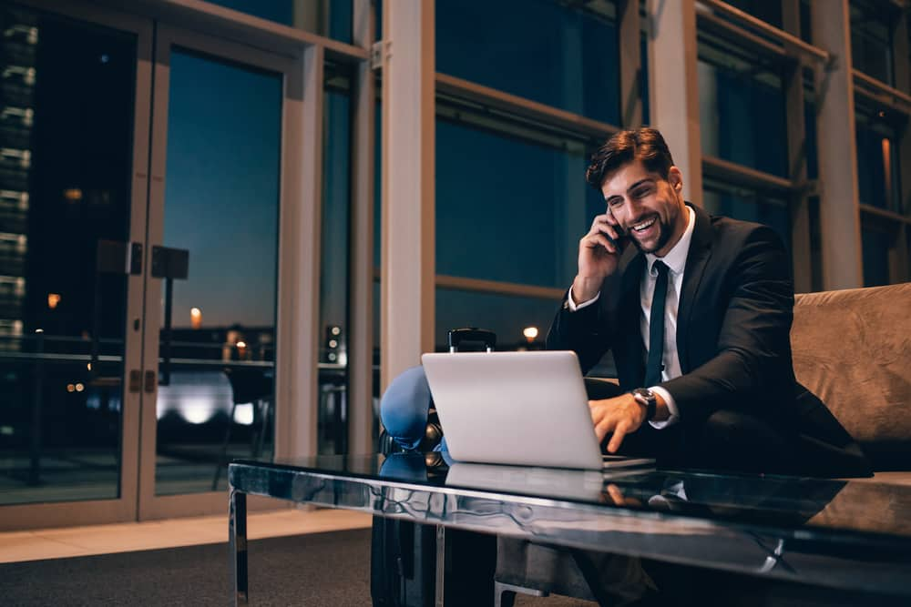 How To Make Your Business Trip Productive