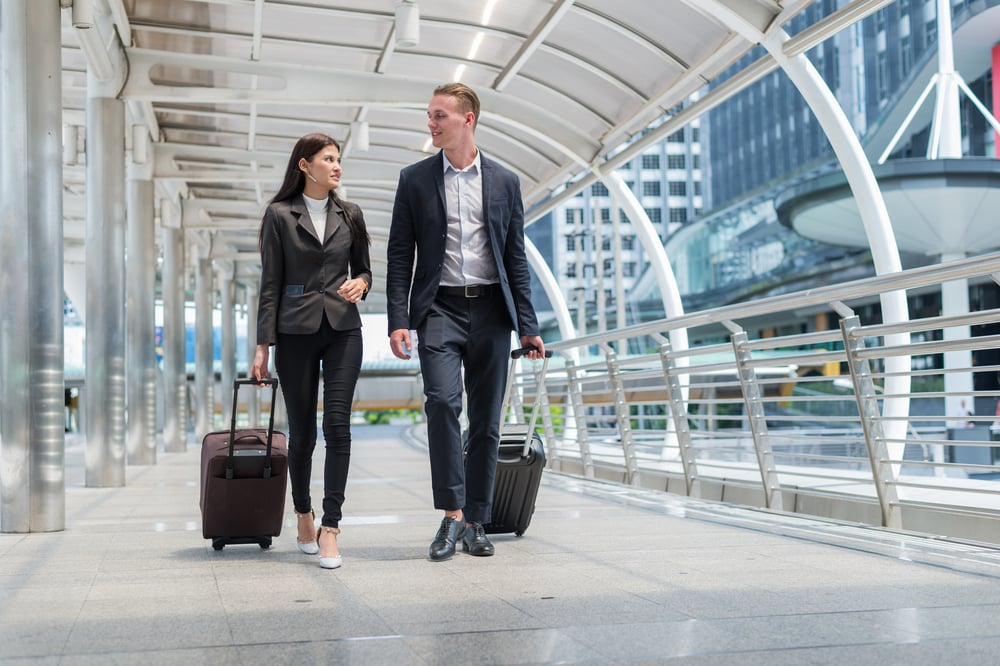 Business Travel Health Tips